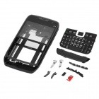 Replacement Full Housing Case for Nokia E71 - Black