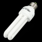 E27 12W 6500K White Light U Type Energy Saving Lamp (AC 220V)