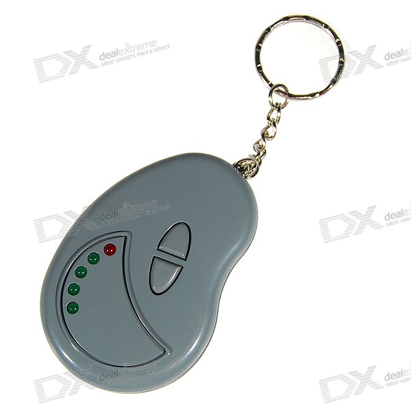Wifi/WLAN/Wireless Network Signal Detector Keychain with Laser Pointer