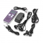 "1.0"" LED Digital USB Rechargeable Voice Recorder w/ MP3 Player (4GB)"