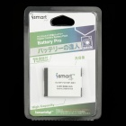 Ismartdigi NP-FD1680 3.6V Lithium Battery for Sony DSC-T900 + More - White