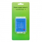 PC Power Supply Tester - Blue