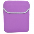 "Protective Diving Cloth Inner Bag for Ipad / Ipad 2 / The New Ipad / All 9.7"" Tablet PC - Purple"
