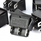 Elétrico 6-Pin Poder de Controle Rocker Switch On / Off (5-Pack)