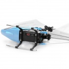 S800G Rechargeable 4-CH R/C Helicopter with Gyroscope & IR Controller - Blue