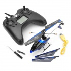 2.4GHz Rechargeable 3.5-CH R/C Helicopter - Blue