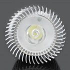 G5.3 1W 95LM 6000~7000K Cold White Light LED Cup Bulb (AC 89~265V)