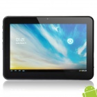 "Newman K10 10.2"" Capacitive Android 2.3 Tablet w/ WiFi / 3G / Bluetooth / Dual Camera - Black (16GB)"