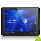 "Newman T9 8"" Capacitive Android 2.3 Tablet w/ WiFi / External 3G / Camera - Black (1.2GHz / 8GB)"