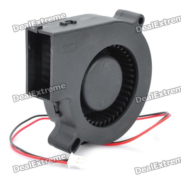 AV-752512S DC 12V Brushless Cooling Fan for DIY delta bub0812hd hm00 bj91 dc 12v 0 53a server blower fan