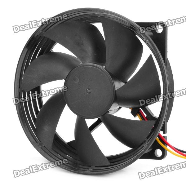 AV-8025M12B Cooling Fan for Computer CPU (DC 12V / 0.2A) delta bub0812hd hm00 bj91 dc 12v 0 53a server blower fan