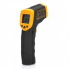 "1.2"" LCD Digital Infrared Thermometer - Yellow + Black (-32~330'C / 2 x AAA)"