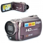 "HDV-P78 CMOS 5.0MP Digital Video Camcorder w/ 5X Digital Zoom / HDMI / SD Slot (3"" Touch Screen)"