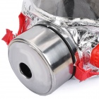 Filtering Respirator for Fire Self-rescue - Silver