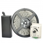 72W Warm White 300*SMD LED Flexible Light Strip w/ Dimmer (5m /DC 12V)