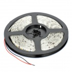 72W Branco Quente 300 * LED SMD Flexible Light Strip w / Dimmer (5m / DC 12V)