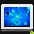 "9.7"" Capacitive Screen Android 4.0 Tablet w / Dual Camera / WiFi / Bluetooth / HDMI - White (16GB)"
