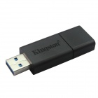 Genuine Kingston DataTraveler 100 G3 USB 3.0 Flash Drive - Black (8GB)