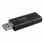 Genuine Kingston DataTraveler 100 G3 USB 3.0 Flash Drive - Negro (16 GB)