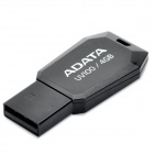 Genuine ADATA DashDrive UV100 USB 2.0 Flash Drive - Black (4GB)
