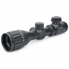 Waterproof Zoom Rifle Scope - Black