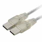 USB 2.0 PC-to-PC Network Link Cable - White (1.5M)