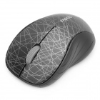 Rapoo 6080 Bluetooth V3.0 1000dpi Mouse - Black