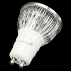 Ultra Fire GU10 4W 360LM Cold White Light 4-LED Cup Bulb (85~265V)