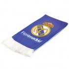 Football / Soccer Team Emblem Scarf - Real Madrid