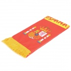Football / Soccer Team Emblem Scarf - Spain National Team