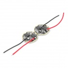 1000mA 5-Mode Regulated LED Driver Circuit Board for DIY Flashlight (3.7~4.2V / Pair)