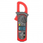 "UNI-T UT200B 1.5"" LCD Digital Clamp Multimeter - Red + Grey (1 x 6F22 9V)"