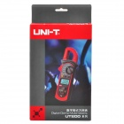 "UNI-T UT200B 1.5 ""LCD Digital Clamp multímetro - Red + Grey (1 x 9V 6F22)"