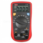 "UNI-T UT136B 2.0"" LCD Digital Multimeter - Red + Gray (1*9V)"