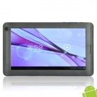 "Newman T3 7"" Capacitive Android 2.3 Tablet w/ WiFi / External 3G / TF - Black (1.2GHz / 8GB)"