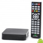 Google Android 4.0 HDMI TV Box w/ 4GB / WiFi / RJ45 / AV-Out / SD / MMC / USB / Remote Control