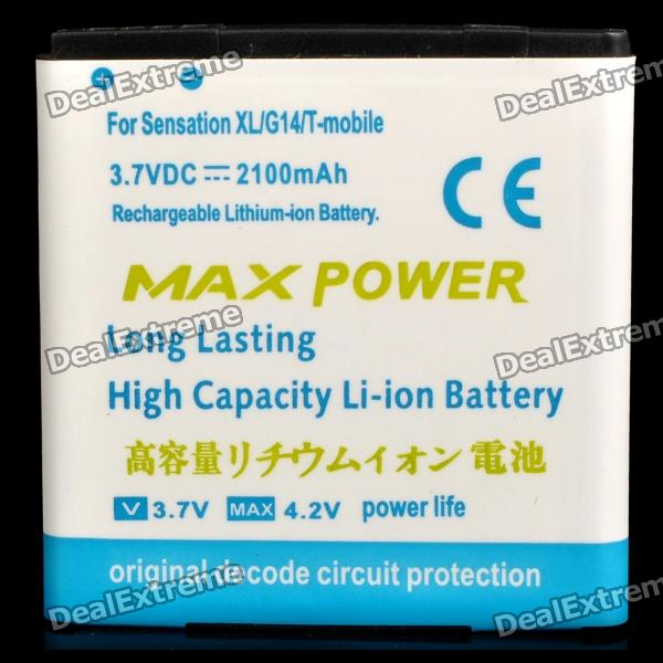 Replacement 3.7V 2100mAh Battery for HTC SENSATION XL/G21/SENSATION 4G/G14/SENSATION XE/G18/EVO 3D image art фотоальбом ia 200 10 15 серия 020