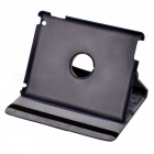 Protective 360-Degree Rotation Holder Case for New Ipad - Blue