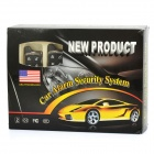 SYD-4 One Way Car Alarm System - Black