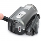 "HDV-S590 5MP Digital Video Camcorder w/ 120X Digital Zoom / TV-Out / HDMI / SD (3"" Touch Screen)"