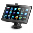 "7.0"" WinCE 6.0 GPS Navigator MP3 MP4 Player/FM/Game/E-book + Built-in 4GB USA Maps"