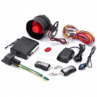 SYD-1 Car Alarm Security System + Two Remote Controllers