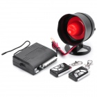 SYD-2 Remote Control Anti-theft Car Alarm System with LED Indicator Light