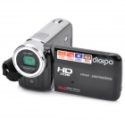 Digital Video Camera with USB/SD/MMC/AV-Out Slot