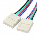 Extension Cable for RGB 5050 SMD LED Strip - White (DC 12V / 14cm)