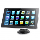 "7"" Resistive Screen Win CE 6.0 GPS Navigator w/ FM / TF (4GB / USA Map)"