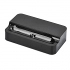 USB Charging Docking Station for Samsung Galaxy Note i9220 / GT-N7000 - Black