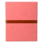 Stylish PU Leather Case for Ipad 2 - Pink
