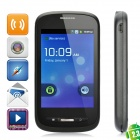 "ZTE V760 WCDMA Android 2.3 Smart Phone w/ 3.5"" Capacitive, Dual SIM, Wi-Fi and GPS - Black"