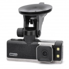 1.5&quot; LCD Full HD 1080P Car DVR Video Recorder with GPS/Google Map/G-sensor/HDMI/AV OUT TF 